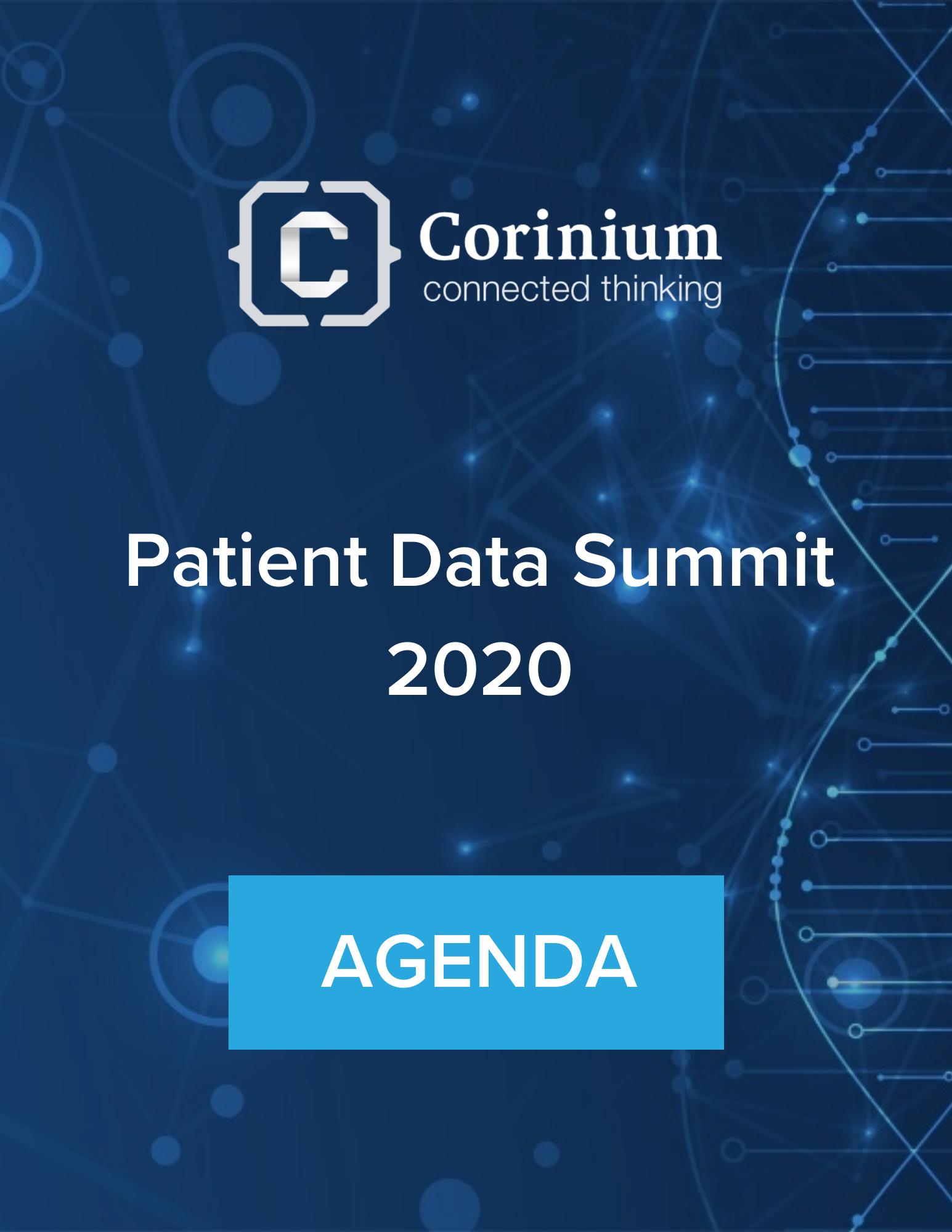 Patient Data Summit - Agenda
