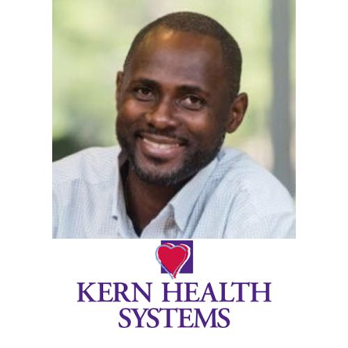 Kern Health. Kevin Yebuah