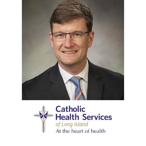 Steve Stepp. Catholic Health Services